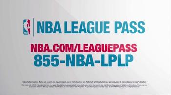 NBA League Pass TV Spot, 'Exciting Action' - Thumbnail 6