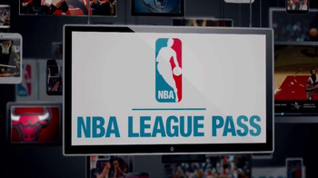 NBA League Pass TV Spot, 'Exciting Action' - Thumbnail 1