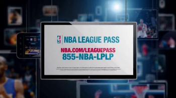 NBA League Pass TV Spot, 'Exciting Action' - Thumbnail 5