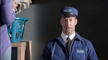 Maytag Washers & Dryers TV Spot, 'Tough Loads' Featuring Colin Ferguson