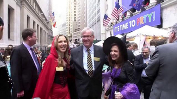 New York Stock Exchange (NYSE) TV Spot, 'Party City' - Thumbnail 2