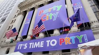 New York Stock Exchange (NYSE) TV Spot, 'Party City' - Thumbnail 6