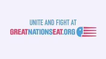 Great Nations Eat TV Spot, 'Empty Bowls' Featuring Jordin Sparks - Thumbnail 7