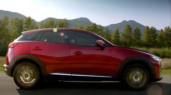 2016 Mazda CX-3 TV Spot, 'Driving Matters: Garage' - Thumbnail 5