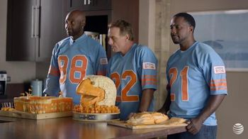 AT&T TV Spot, 'College Football: Cheese Plate' Feat. Lee Corso, Bo Jackson - 111 commercial airings