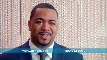 ITT Technical Institute TV Spot, 'Open House: Eric Reeves'