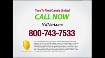 Gold Shield Group TV Spot, 'Volkswagen Alert' - Thumbnail 8