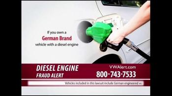 Gold Shield Group TV Spot, 'Volkswagen Alert' - Thumbnail 1