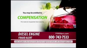 Gold Shield Group TV Spot, 'Volkswagen Alert' - Thumbnail 2