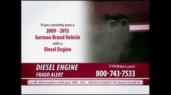 Gold Shield Group TV Spot, 'Volkswagen Alert' - Thumbnail 3