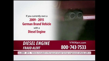 Gold Shield Group TV Spot, 'Volkswagen Alert' - Thumbnail 4