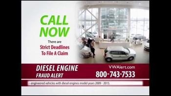 Gold Shield Group TV Spot, 'Volkswagen Alert' - Thumbnail 6