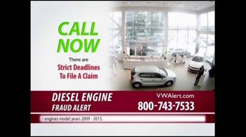 Gold Shield Group TV Spot, 'Volkswagen Alert' - Thumbnail 7