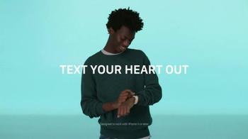 Apple Watch TV Spot, 'Sing' - Thumbnail 9
