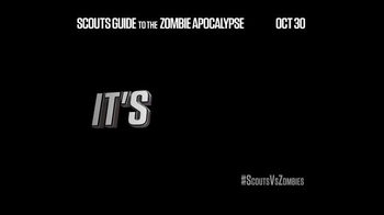 Scouts Guide to the Zombie Apocalypse - Alternate Trailer 3