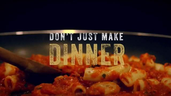 Bertolli Italian Sausage & Rigatoni TV Spot, 'Stir Things Up'