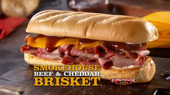 Firehouse Subs Beef & Cheddar Brisket TV Spot, 'Perfección' [Spanish]