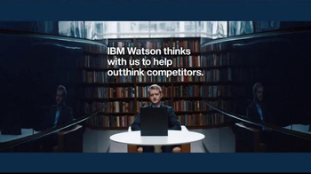 IBM Watson TV Spot, 'Ken Jennings & IBM Watson on Competition' - Thumbnail 8