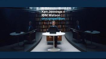 IBM Watson TV Spot, 'Ken Jennings & IBM Watson on Competition' - Thumbnail 1