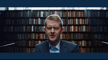 IBM Watson TV Spot, 'Ken Jennings & IBM Watson on Competition' - 91 commercial airings