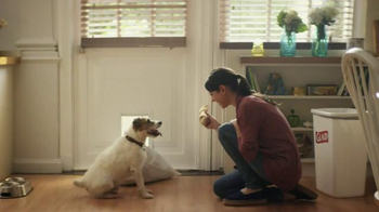 Glad ForceFlex TV Spot, 'Dog Bone'