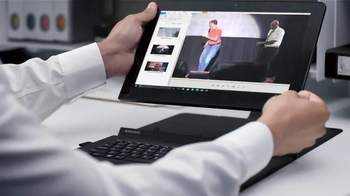 CDW & Lenovo TV Spot, 'Charles Barkley Discovers Internet Videos' - Thumbnail 6