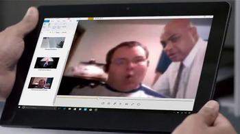 CDW & Lenovo TV Spot, 'Charles Barkley Discovers Internet Videos' - Thumbnail 9
