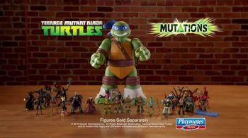 Teenage Mutant Ninja Turtles Mutations TV Spot, 'Turtle to Lair'