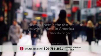 LifeLock TV Spot, 'Identity Theft Risk' - Thumbnail 1
