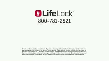 LifeLock TV Spot, 'Identity Theft Risk' - Thumbnail 10