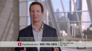 LifeLock TV Spot, 'Identity Theft Risk' - Thumbnail 6