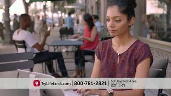 LifeLock TV Spot, 'Identity Theft Risk' - Thumbnail 9