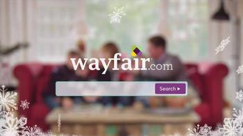 Wayfair TV Spot, 'Big Stuff Ships Free' - Thumbnail 6