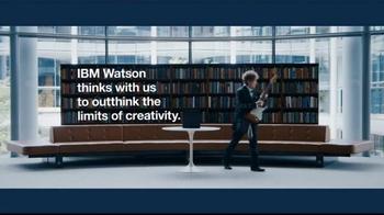 IBM Watson TV Spot, 'Bob Dylan & IBM Watson on Language' - Thumbnail 10