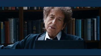 IBM Watson TV Spot, 'Bob Dylan & IBM Watson on Language' - Thumbnail 8