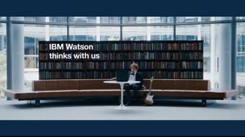 IBM Watson TV Spot, 'Bob Dylan & IBM Watson on Language' - Thumbnail 9