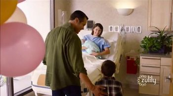 Zulily TV Spot, 'Special First Times' - 760 commercial airings