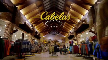 Cabela's Ultimate Outfitter Sale TV Spot, 'GPS Radio & Rangefinder' - Thumbnail 3