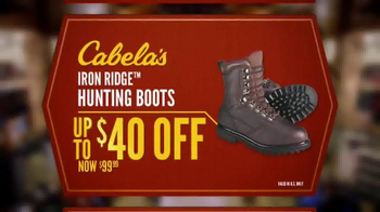 Cabela's Ultimate Outfitter Sale TV Spot, 'GPS Radio & Rangefinder' - Thumbnail 6