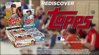 Topps Cards TV Spot, 'Rediscover' Featuring Buster Posey - Thumbnail 9