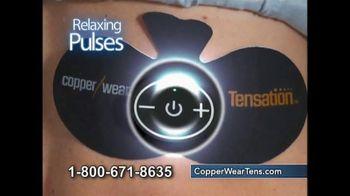 CopperWear Tensation TV Spot, 'Wireless Therapy'