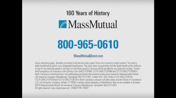 MassMutual Guaranteed Acceptance Life Insurance TV Spot, 'Protection' - Thumbnail 9