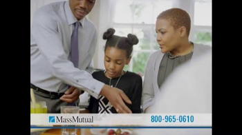 MassMutual Guaranteed Acceptance Life Insurance TV Spot, 'Protection' - Thumbnail 7