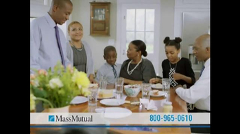 MassMutual Guaranteed Acceptance Life Insurance TV Spot, 'Protection'
