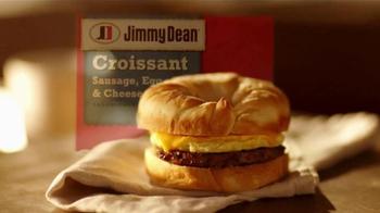 Jimmy Dean Croissant TV Spot, 'Morning Goodness' - Thumbnail 9