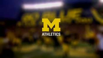 Michigan Athletics TV Spot, 'Be a Part of the Team' - Thumbnail 9