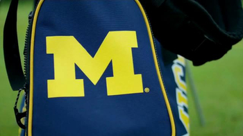 University of Michigan TV Spot, 'Athletics: Be a Part of the Team'