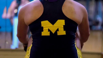 Michigan Athletics TV Spot, 'Be a Part of the Team' - Thumbnail 3