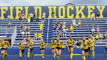 Michigan Athletics TV Spot, 'Be a Part of the Team' - Thumbnail 5