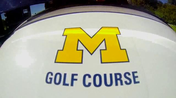 Michigan Athletics TV Spot, 'Be a Part of the Team' - Thumbnail 6
